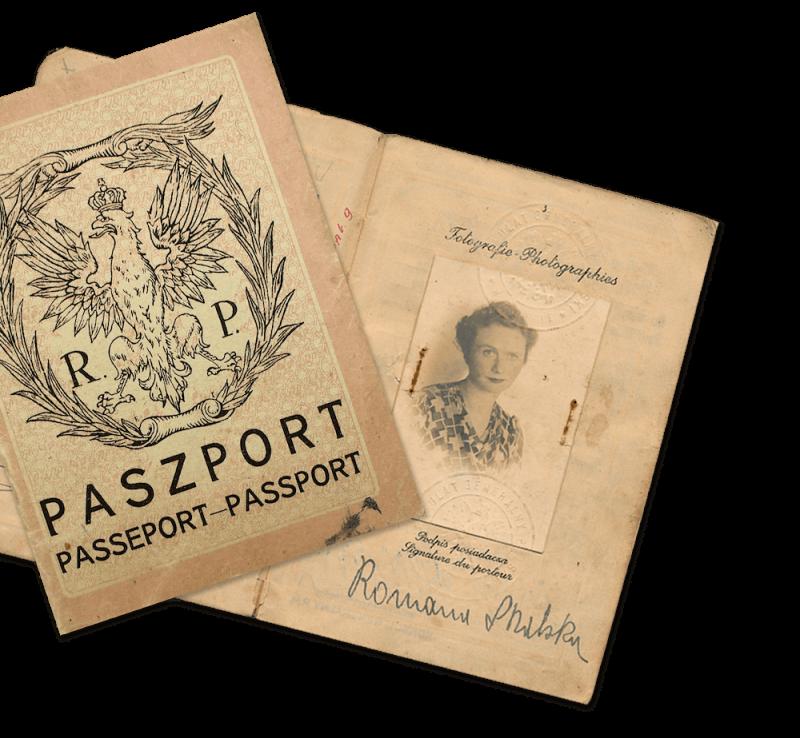 Romana passport